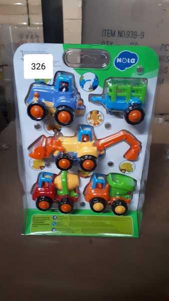 Набор тракторов