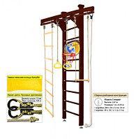 Домашний спортивный комплекс Kampfer Little Sport Ceiling Basketball Shield 2.60, №5 шоколадный