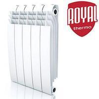 Радиатор биметаллический Royal Thermo BiLiner Bianco Traffico, фото 1