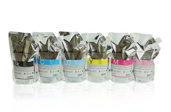 Светостойкие чернила INKSYSTEM для фотопечати на Epson L805, дой-пак 500мл