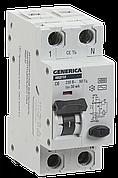 Автоматический выключатель дифференциального тока АВДТ32 C20 GENERICA
