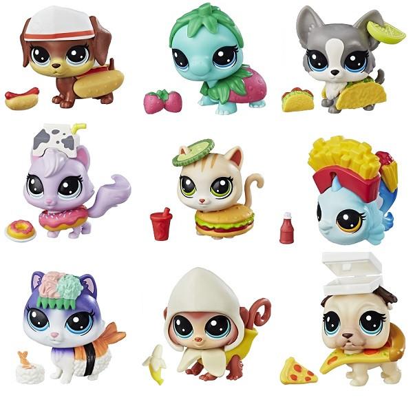 Hasbro Littlest Pet Shop Пет в консервной банке