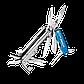 Мультитул карманный Leatherman Joice CS4, Кол-во функций: 15 в 1, Цвет: Синий, (CS4), фото 3