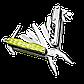 Мультитул карманный Leatherman Joice XE6, Кол-во функций: 18 в 1, Цвет: Салатовый, (XE6LGb), фото 2