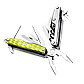 Мультитул карманный Leatherman Joice XE6, Кол-во функций: 18 в 1, Цвет: Салатовый, (XE6), фото 2