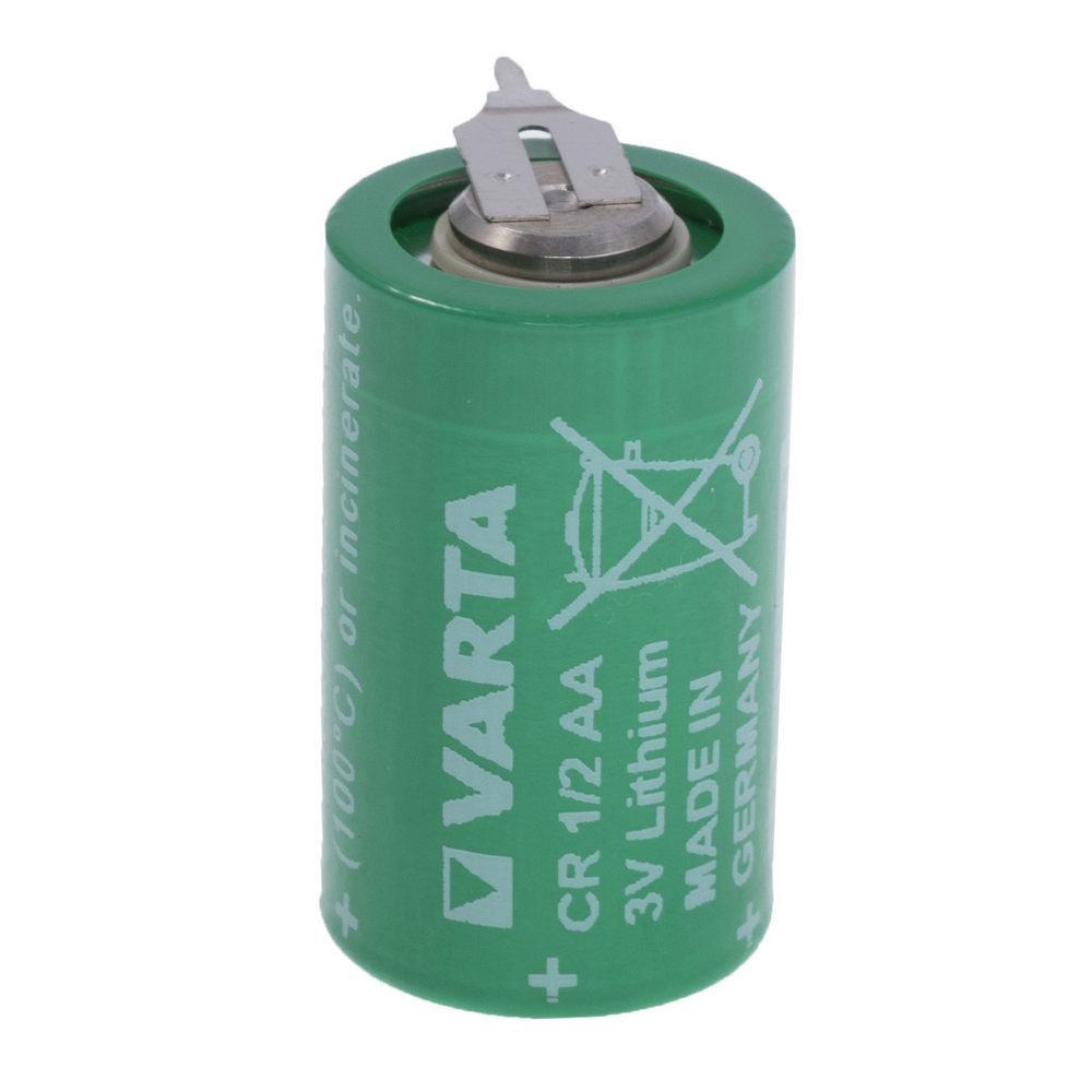 Батарейка  литиевая VARTA CR1/2AA  CR14250  3v с монтажными выводами