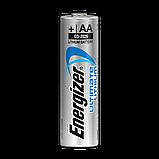 Батарейка Energizer Ultimate Lithium AA L91, фото 2