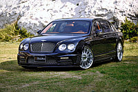 Обвес WALD Black Bison на Bentley Flying Spur