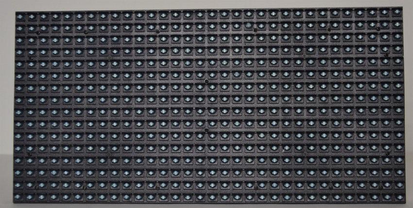 LED светодиодный модуль SMD,  P10, Синий, фото 2