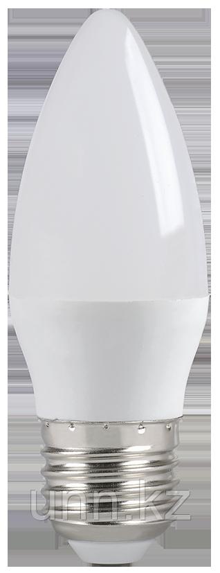 Лампа светодиодная ECO C35 свеча 7Вт 230В 4000К E27 IEK