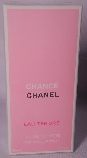 Женский Мини парфюм Chanel Chance Eau Tendre  , 20ml