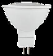 Лампа светодиодная ECO MR16 софит 7Вт 230В 4000К GU5.3 IEK