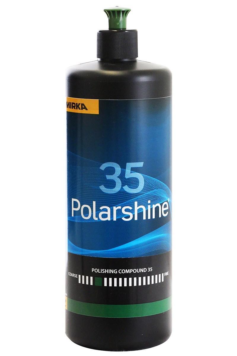 Полировальная паста Polarshine 35 - 1л