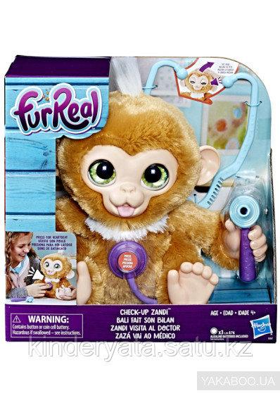 Интерактивная игрушка Hasbro Furreal Friends Вылечи Обезьянку