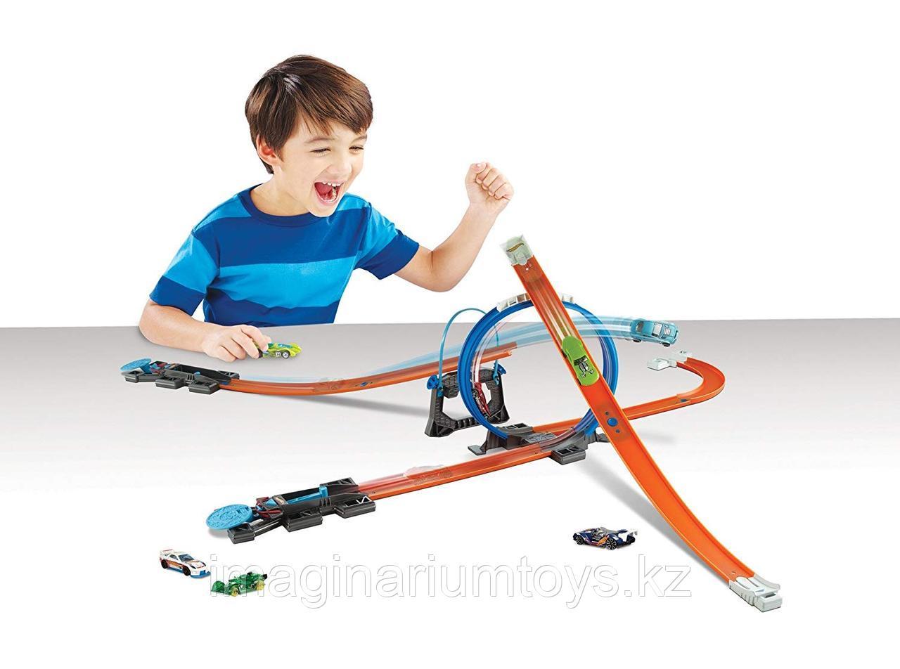 Hot Wheels «Конструктор Трасс Хот Вилс» Track Builder
