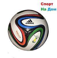 Мяч футбольный Бразука (полеуретан)