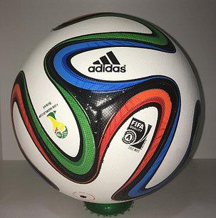 Мяч футбольный Бразука (полеуретан), фото 2