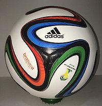 Мяч футбольный Бразука (полеуретан), фото 3