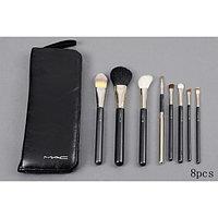Набор кистей для макияжа в клатче MAC 8 кистей