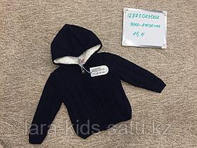 Детская вязанная кофта