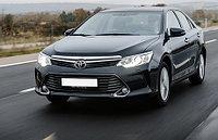 Прокат аренда авто Toyota Camry 55 с водителем также без водителя