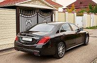 Прокат аренда авто Mercedes S500 W222