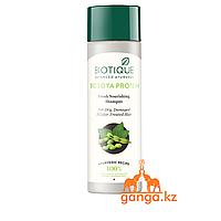 Шампунь для окрашенных волоc, с химической завивкой БИОТИК био соя (BIOTIQUE bio soya protein Shampoo) 190мл