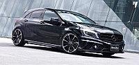 Обвес WALD на Mercedes Benz A - class W176