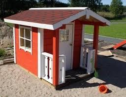 Деревянный домик Журавленок