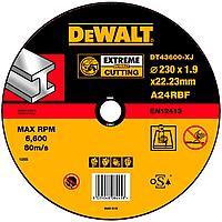 DeWalt, DT43600, Отрезной круг 230 х 22.2 х 1.9 мм