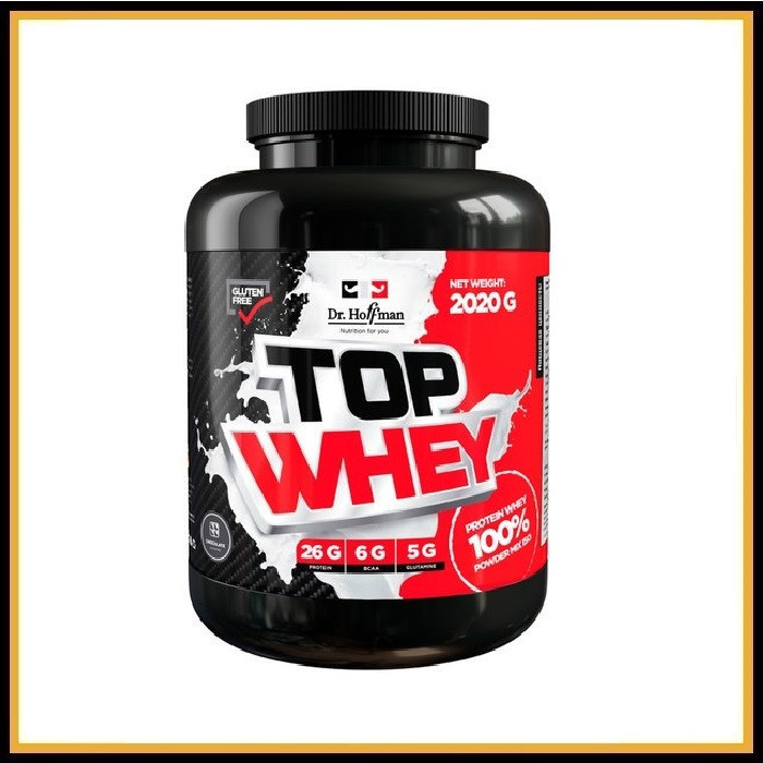 Dr.Hoffman Top Whey 2020g Клубника