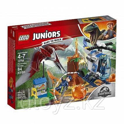 Lego Juniors 10756 Побег птеранодона Лего Джуниорс