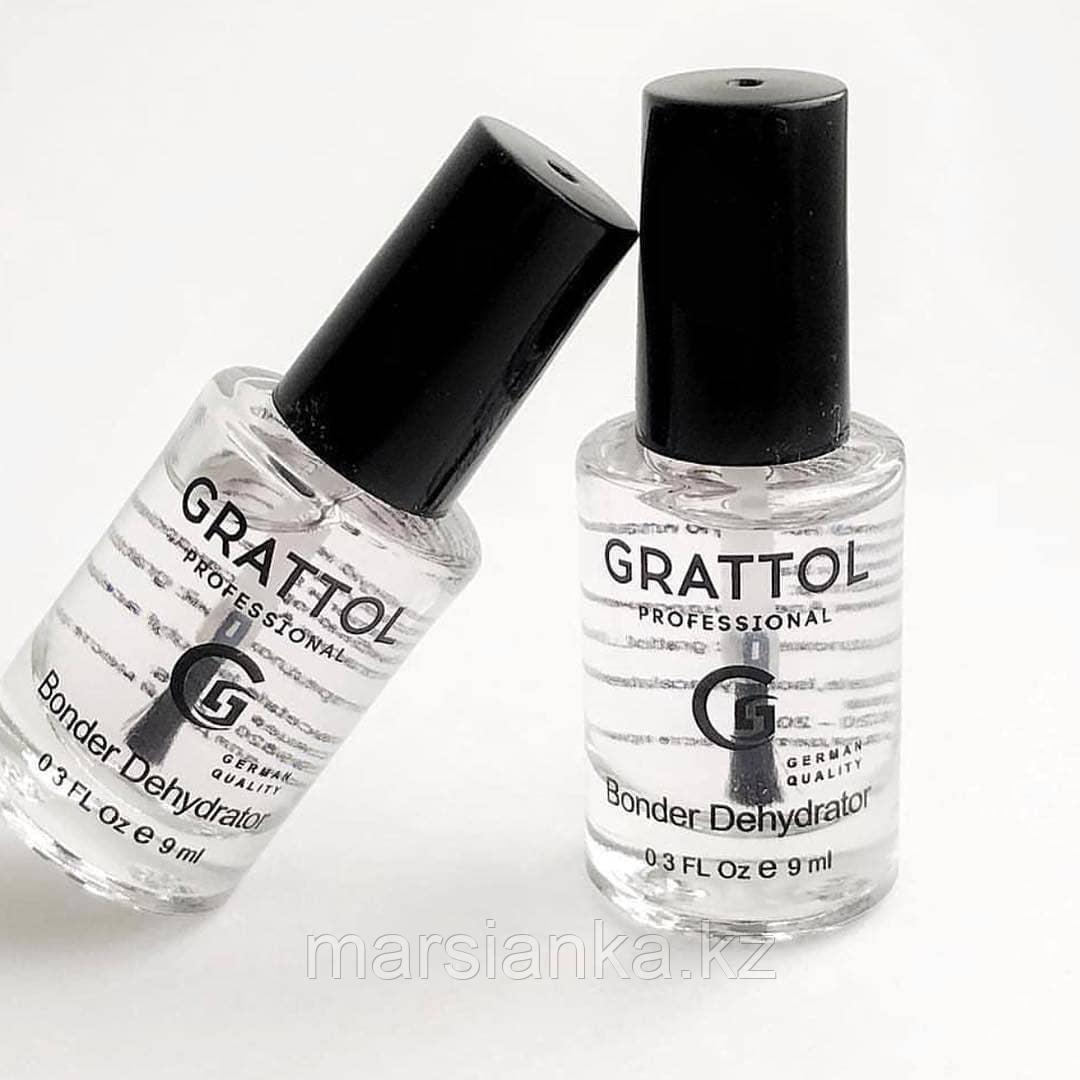 Обезжириватель (дегидратор) Grattol, 9мл