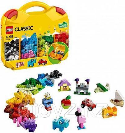 Lego Classic 10713 Чемоданчик для творчества и конструирования Лего Классик