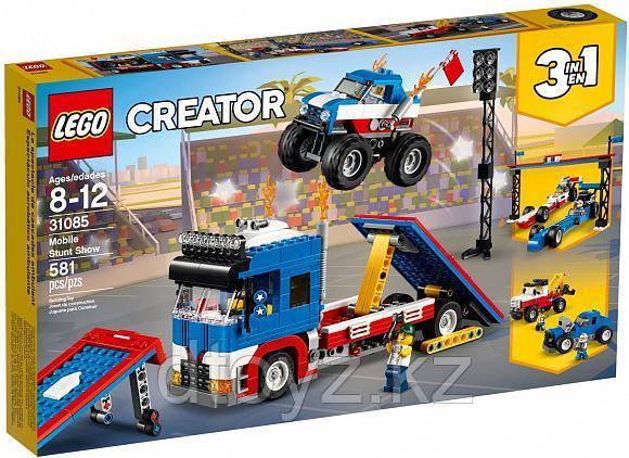 Lego Creator 31085 Мобильное шоу Лего Креатор