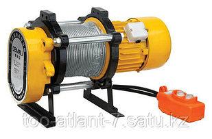 Лебедка электрическая KCD 1т .