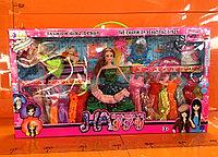 Кукла набор гардероб Счастливые выходные