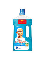 Средство для мытья полов и стен Mr.Proper, 1л