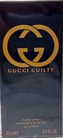 Gucci Guilty Мужской Мини парфюм  20 ml.