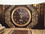 Оформление к новому году, часы, фото 2