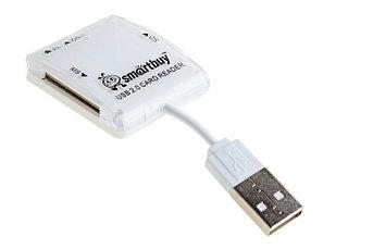 Картридер Smartbuy SBR-713