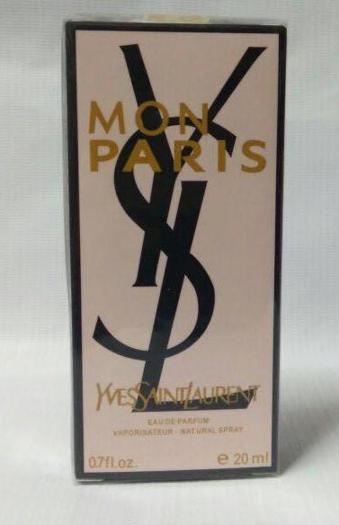 Mon Paris - Женский Мини парфюм, 20 мг
