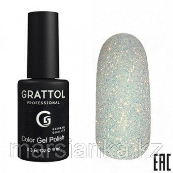 "Гель лак Grattol ""Opal 01"" 9ml"