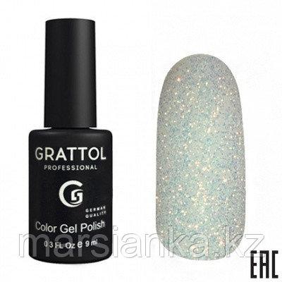 """Гель лак Grattol """"Opal 01"""" 9ml, фото 2"""