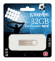 USB-флеш 2.0 Kingston DTSE9H/32GB logo FIFA 2018 (32Gb, White)