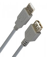 Кабель-удлинитель Smartbuy USB 2.0 Am-->Af 3 m