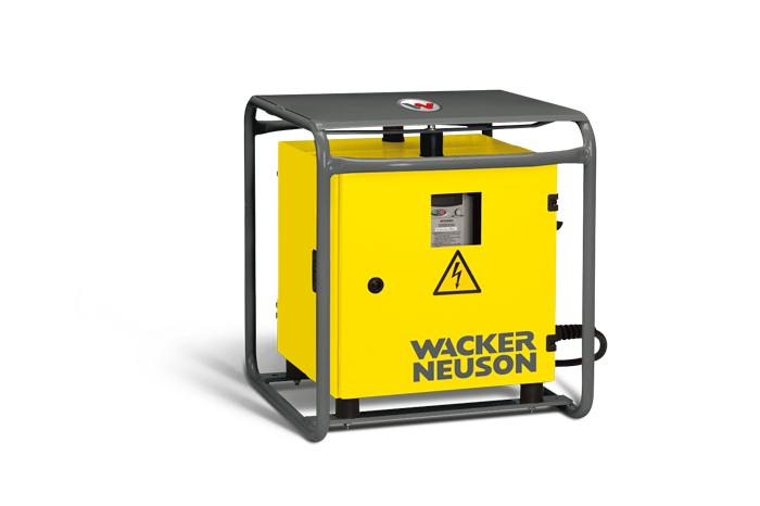 Преобразователь частоты и напряжения Wacker Neuson FUE 10/042/200