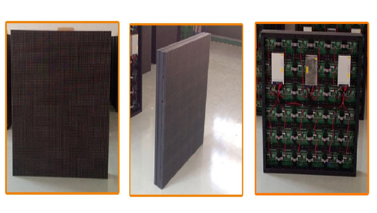 Светодиодный экран P10,  (Кабинет без дверей), фото 2