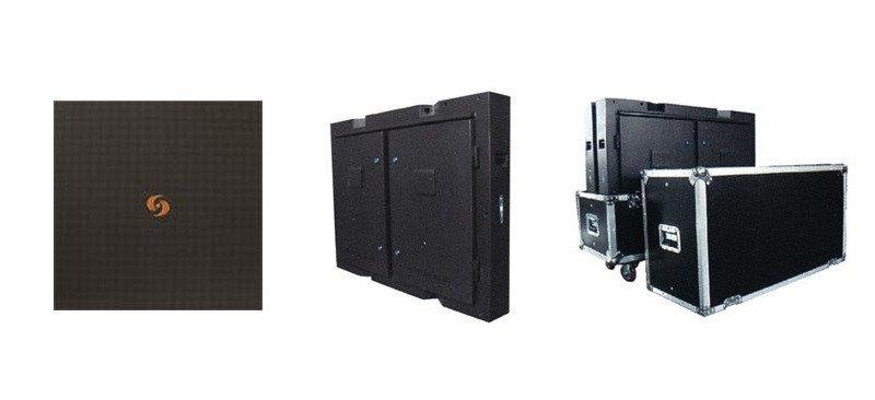 Светодиодный экран P10, (Облегченный кабинет), фото 2