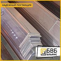 Уголок равнополочный 50 х 50 х 5 сталь 09Г2С